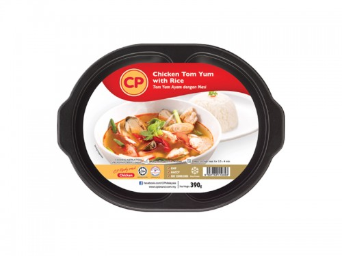 CP Chicken Tom Yum with Rice